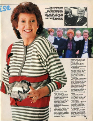 Thread: Cilla Black