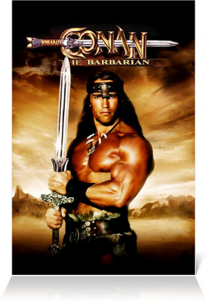 Conan the Barbarian - Poster