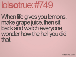 one of my fav. quotes from middle school | Random