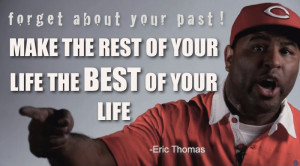 ... ET The Hip Hop Preacher) to be the perfect quote for the new year