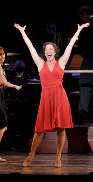 Karen Ziemba to star in 'Bullets Over Broadway'