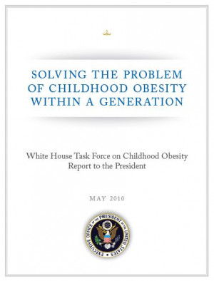First Lady Michelle Obama unveiled her strategy for. tackling the ...