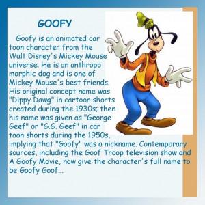 disney goofy quotes - Google Search