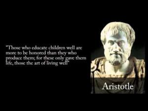 Aristotle quotes video