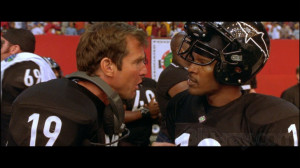 Any Given Sunday isn't a typical genre pic. Controversial director ...