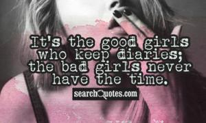 Bad Girls Demotivational