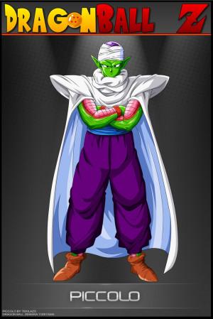 Dragon Ball Z- Piccolo