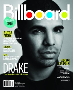 The latest issue of Billboard is on newsstands now.
