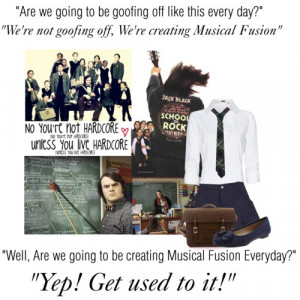 Stick it to the man ♫ - Polyvore