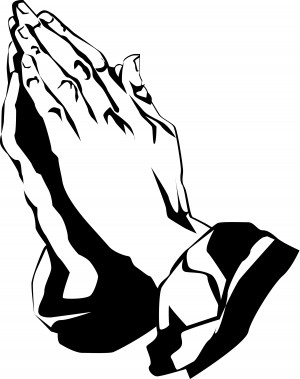 Praying Hands Clipart Praying