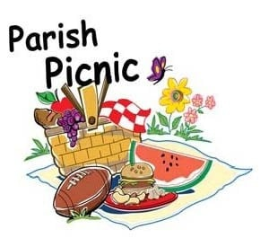 Image result for Parish Picnic Clip Art