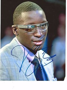 VICTOR OLADIPO AUTO AUTOGRAPHED 8X10 PHOTO SIGNED PICTURE W COA
