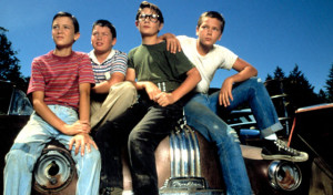 synopsis based on stephen king s short story the body stand by me ...