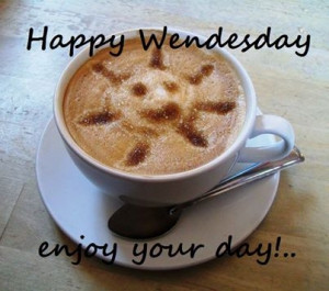 Wednesday Quotes For Facebook Happy wednesday