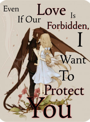 forbidden love quote