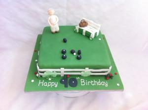 the hill bowling ball crown green bowls cake crown green bowling ...