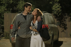 ... lively william mapother still of robyn lively and william mapother in