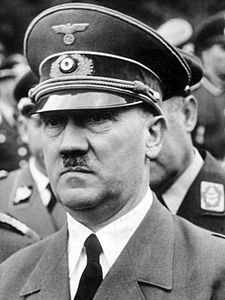 ... Nazi Germany from 1934 to 1945. As effective dictator of Nazi Germany