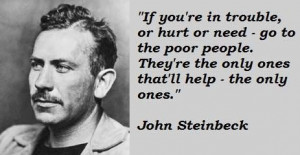 John steinbeck famous quotes 4