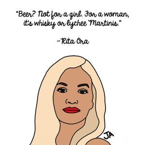 Rita Ora Quotes Rita ora's life lessons,