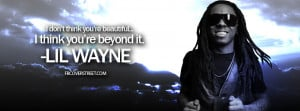 Lil Wayne Beautiful Lil Wayne Trust No Bitch