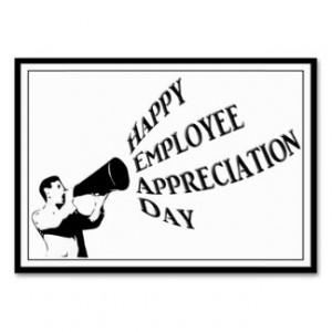 Happy Employee Appreciation...