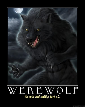All Graphics » dark werewolf