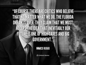 Quotes About Marco Rubio