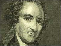 Thomas Paine was an author and one of the Founding Fathers of the ...