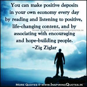 Zig Ziglar Quotes Zig Ziglar Motivational Quotations, Sayings, English ...