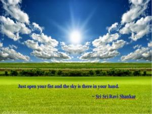 Inspirational Quotes by Sri Sri Ravi Shankar