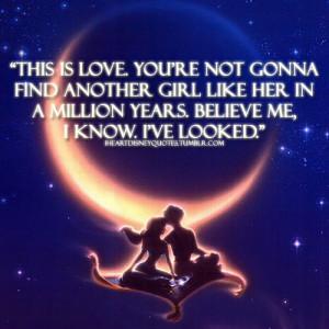 Aladdin Genie Quotes