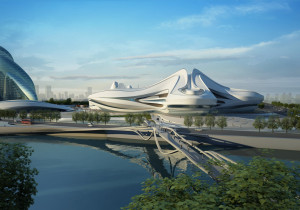 Read next: Zaha Hadid Architects Doing Their Magic With Modern ...
