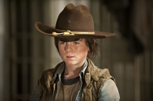 Carl Grimes, Ходячие Мертвецы, The Walking Dead ...