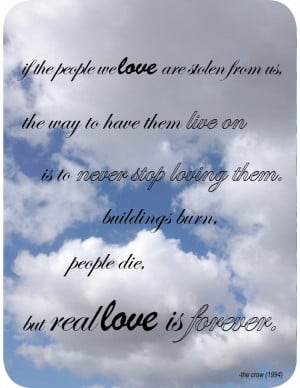 ... inspirational quotes losing loved one , quote about losing a loved one