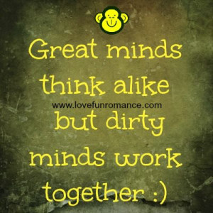dirty mind quotes kootation