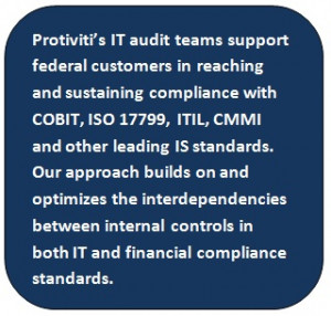 ... for the Professional Practice of Internal Auditing FISMA/FedRamp