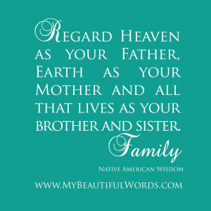 Heaven and Earth and Life...