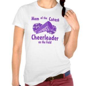 Cheerleading Mom Shirt