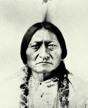 SittingBull - Tatanka Yotanka (Hunkpapa Sioux) 1831-1890