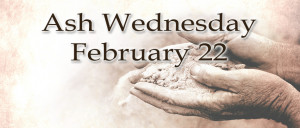 is ash wednesday a fasting holiday