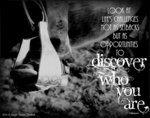 Discover who you are.