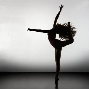 ... beautiful slhouette 14 in Incredible Beautiful Silhouette of Ballet