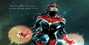 Friday Recommendation: Captain Marvel