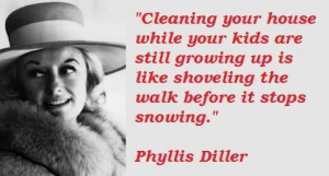 Phyllis diller famous quotes 2