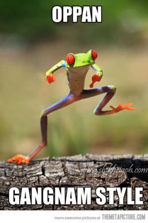 Vh funny-frog-dancing-gangnam-style