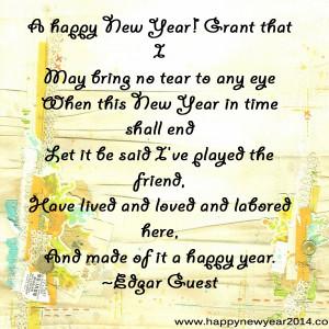 Happy New year Quotes 2014