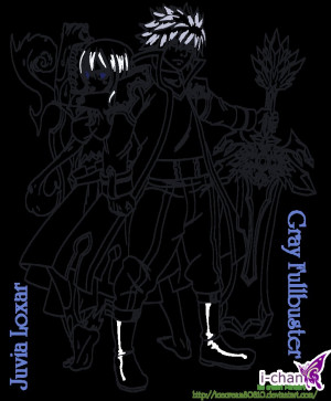 Gray Fullbuster Juvia Loxar