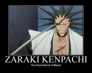 Bleach Anime Kenpachi