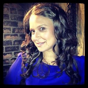 Columbus Short captures Katie Lowes' Quinn Perkins on the season 2 ...